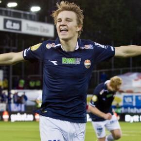 Scouting report: Martin Ødegaard, Strømsgodset