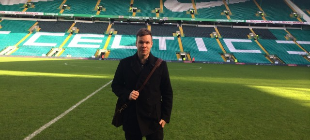 Statement: Øyvind Johansen joins Celtic FC backroom staff