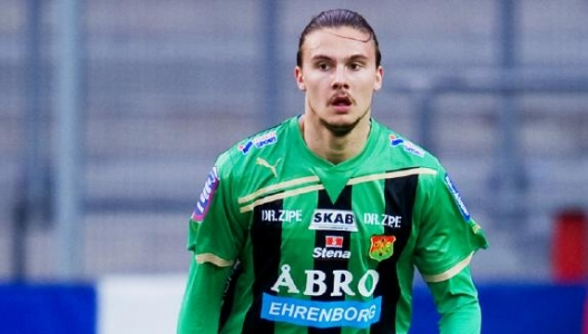 Erik Johansson, Gais